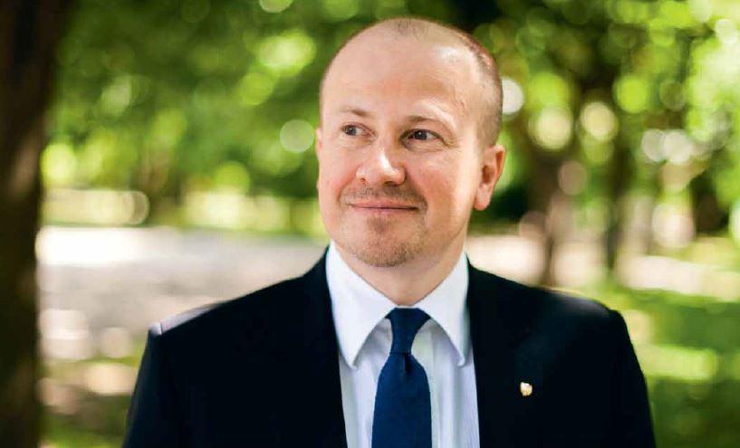 bartłomiej wróblewski, kandydat pis na rpo 2021 - grafika wpisu