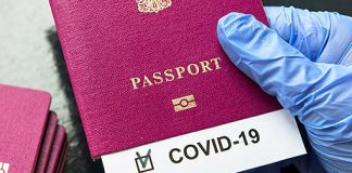 Paszport COVID - grafika wpisu
