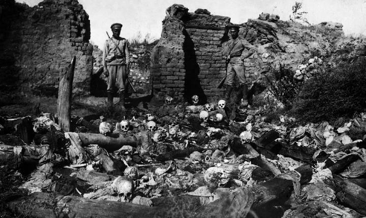 ludobójstwo ormian - grafika wpisu