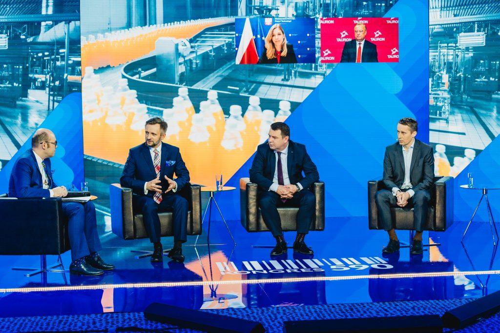 unijny zielony ład - rozmowy na kongresie 590 - zdjęcie