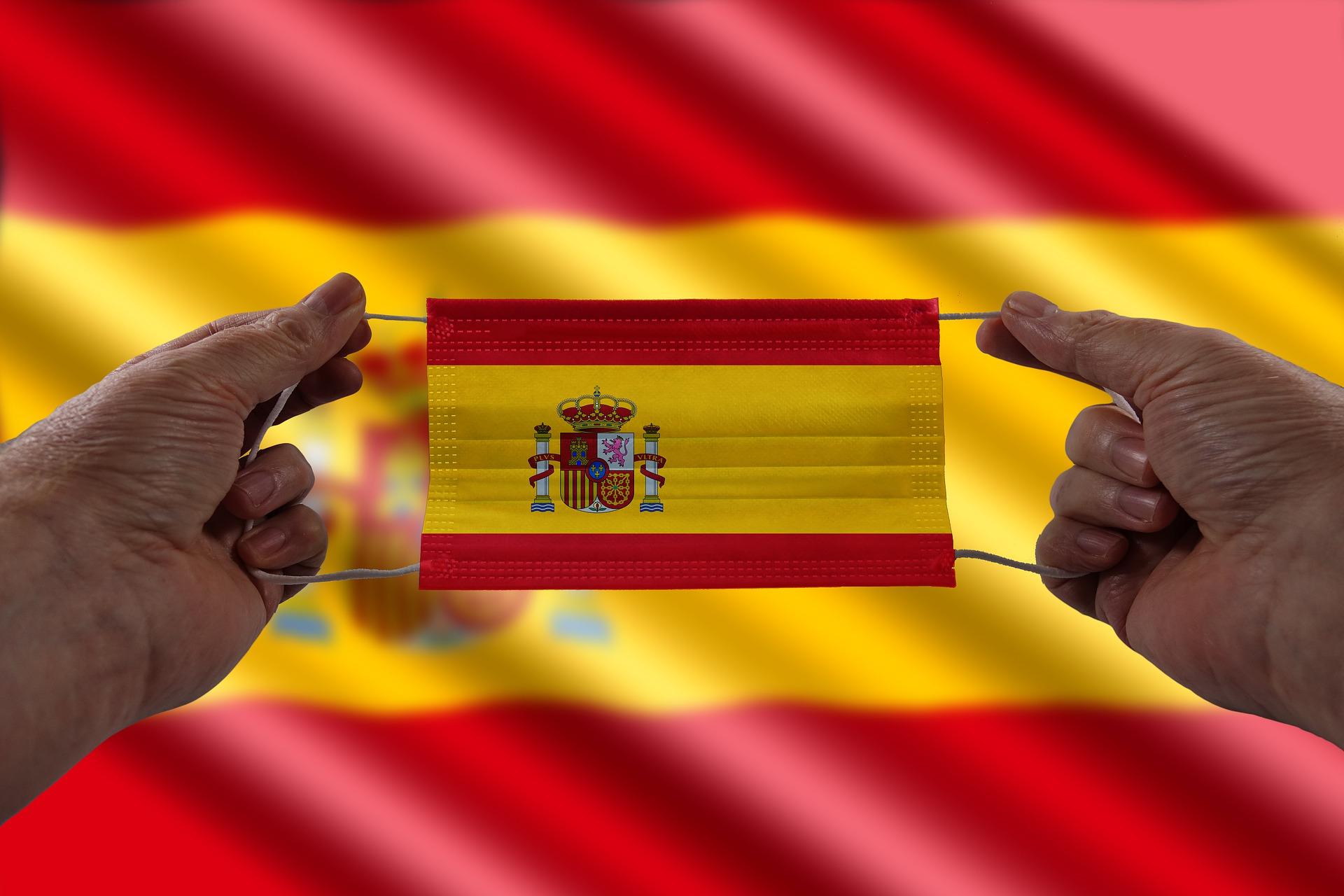 zwycięstwo przeciwników lockdownu w hiszpanii - grafik wpisu
