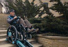 przystawka do wózków inwalidzkich michała zdziarskiego - grafika wpisu