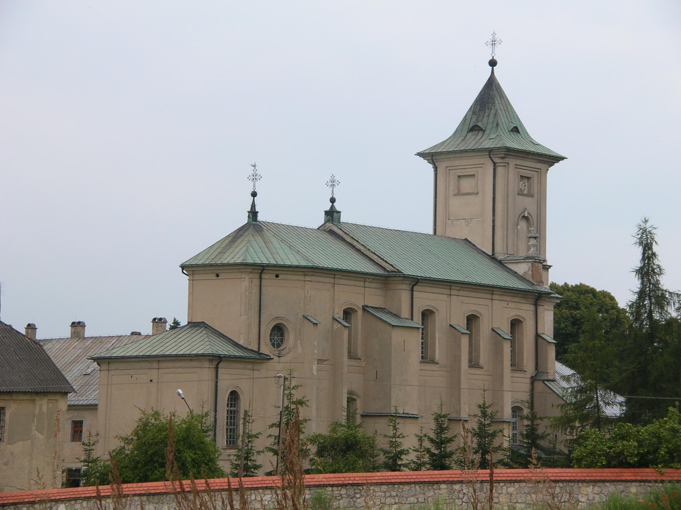 klasztor w imbramowicach perła nad dłubnią - grafika wpisu