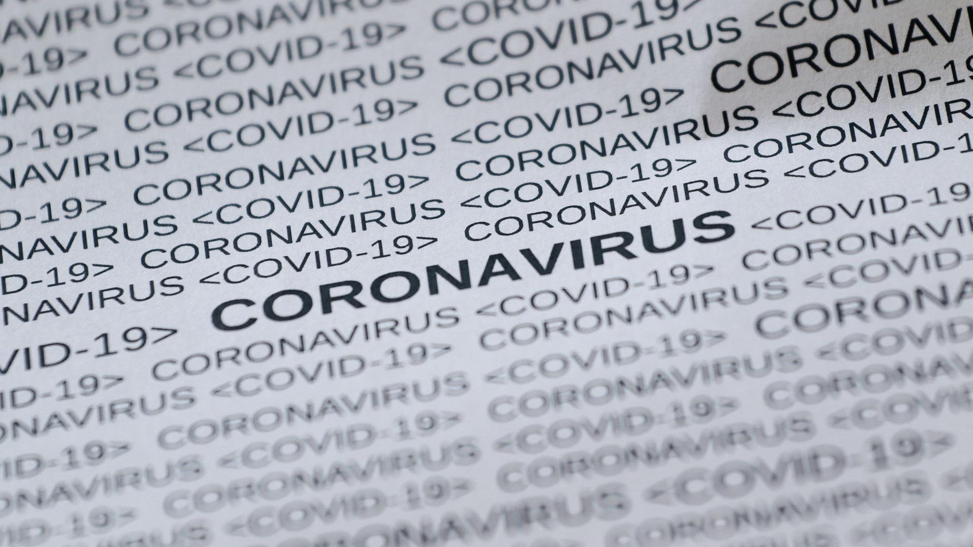 czwarta fala koronawirusa - grafika wpisu